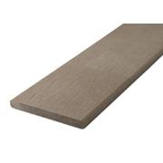 G21 Zakončovácí lišta plochá 0,9*9*200cm, Ořech mat. WPC