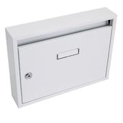 G21 Schránka poštovní paneláková 320x240x60mm šedá bez děr