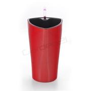 G21 Samozavlažovací květináč Trio mini červený 26cm