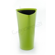 G21 Samozavlažovací květináč Trio zelený 56.5cm