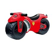 G21 Motorka BIKE červená