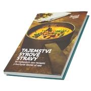 Secret of Raw Kniha Tajemství syrové stravy