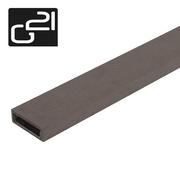 G21 Nosník planěk 3 m eben mat. WPC
