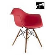 G21 Designová židle Lumber Red
