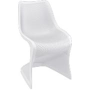 SIESTA EXCLUSIVE; Židle BLOOM bílá