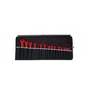 Sada jednostranných otevřených klíčů s izolací, 15 dílů, WIHA 33179