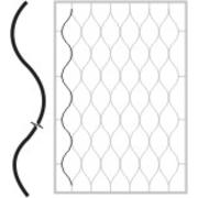 Mříže ohýbané,tyč tvarovaná,brána,oplocení 12x12,L