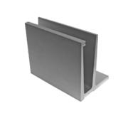 Kotvění vrchní boční- sklo hliník, effect/Elox, L:5000