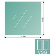 Čiré, lepené sklo 16,76-120x110-VSG