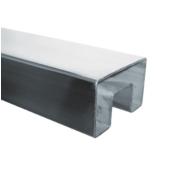 Nerezové zábradlí - Madlo -60x40/L2500 AISI316