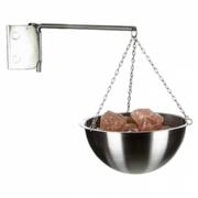 Odpařovací miska - nádoba nad saunová kamna (bio, aroma sauna), steel