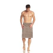 KILT do sauny VOSSEN LARS, pánský PEPPLESTONE, 60x140 cm