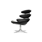 Kožené křeslo Corona Chair replika