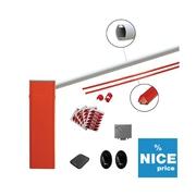 Automatická závora NICE kit, max 4m, 24V