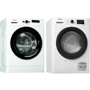 SET Whirlpool FWF71483B CS + FT M22 9X2B EU FreshCare
