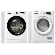 SET Whirlpool FWF71483B CS + FT M11 8X3 EU FreshCare