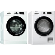 SET Whirlpool FWG71283BV EE + FT M11 82B EU FreshCare