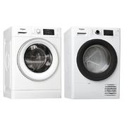SET Whirlpool FFL 6238 W EE + FT M11 72B EU FreshCare