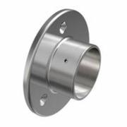 Nerezové zábradlí-držák madla,lesk AISI304, D80/d42,4mm