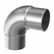 Nerezové zábradlí-kloubová spojka nerez madla AISI304, 90°/D42,4mm