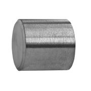 Nerezové zábradlí-záslepka výplně AISI304, D15/d12/L15mm