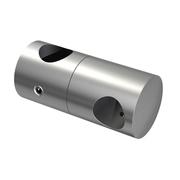 Nerezové zábradlí-držák prutů, průběžný AISI304, D12/D12