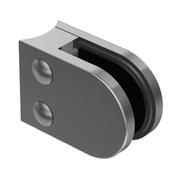 Nerezové zábradlí-výplne skla na D42,4, model 22