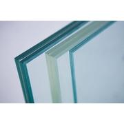 Skleněný přístřešek-Kalené, lepené sklo 12,76-140x100