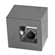 Nerezové zábradlí - držák výplně 40x40/JP10x10mm