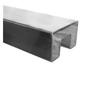 Nerezové zábradlí - Madlo -60x40/L2500 AISI304