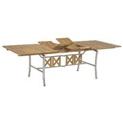 Rozkládací stůl z teaku Lake Genoni