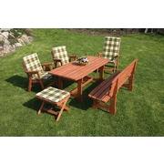 Skládací zahradní stolička Siesta