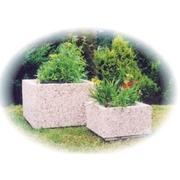 Květináč Čtverec 45x45x30cm