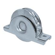 Pojezdové kolečko komplet -U Zn, D90mm