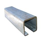 C profil nosný Zn, 60x60x4mm, L 3m