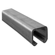 Profil vodící spodní Fe, 136x142x6mm, L 3m