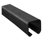 Profil pro závesné brány Fe, 42x54x2,5mm, L 3m