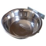 Miska pro psa 2,5 l, s držákem do kotce