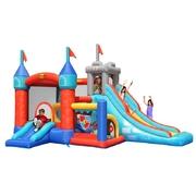 Skákací atrakce (hrad) - Luxusní skákací hrad 13v1