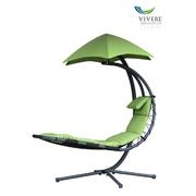 Vivere Original Dream Chair závěsné houpací lehátko, zelená