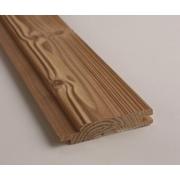 Saunové palubky smrk kartáč.THERMOWOOD 15x90x2100 mm (6ks/b.)STP