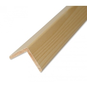 Rohová lišta vnější - Smrk 30x30x2000mm