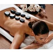 Kompletní výbava na masáž horkými kameny