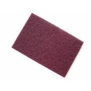 Brusná/leštící tkanina