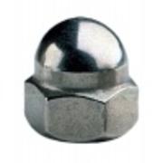 Matice klobouková-nerez M12 AISI304, M12mm