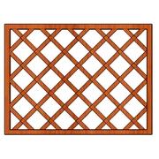 Mříž Jana 90x120cm oko 13x13cm