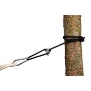 Upevňovací lano - černé