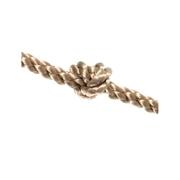 Šplhací lano s uzly