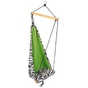 Houpací křeslo - Mini hang zebra