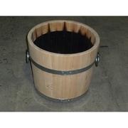 Dřevěný džber 40 cm